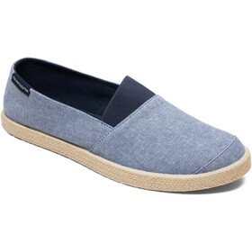 Quiksilver Espadrilled Shoes Men blue/white/blue
